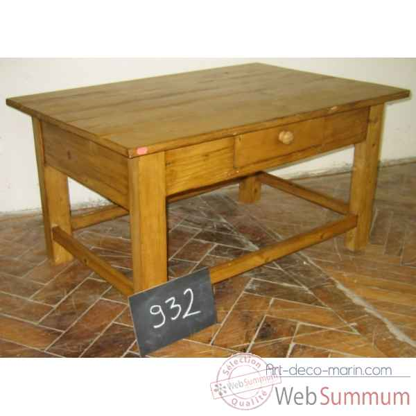 Table de salon Antic Line -MP04699