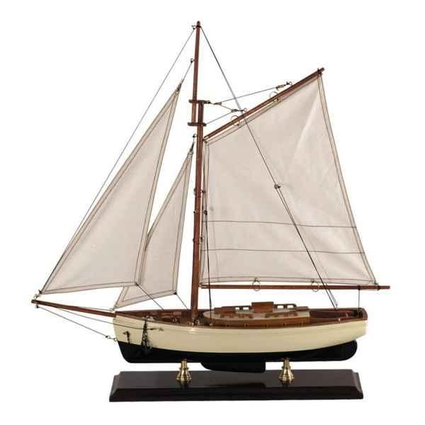 R plique bateau yacht classique 1930 petit modele amfas134 dans maquette d c - Decoration de bateau ...