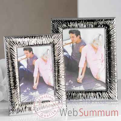 "Cadre photo ""carve"" Casablanca Design -40876"