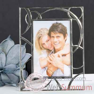 "Cadre photo ""circle"" Casablanca Design -40879"