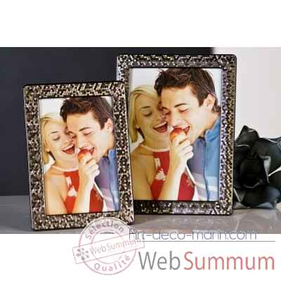 "Cadre photo ""effect"" Casablanca Design -40880"