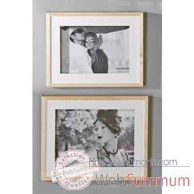 "Cadre photo ""slot"" Casablanca Design -71496"