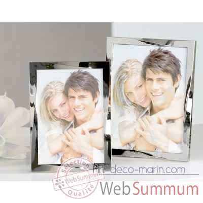 "Cadre photo ""twist"" Casablanca Design -40877"