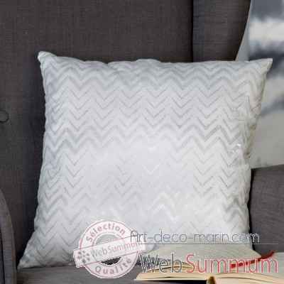 "Coussin ""gloss\"" Casablanca Design -28629"