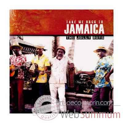 CD Take Me Back To Jamaica - The Jolly Boys Vox Terrae -17110000