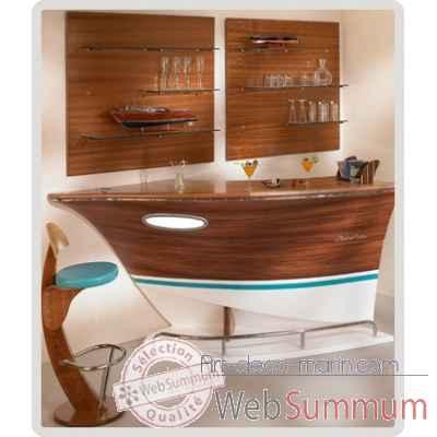 d coration marine deckline sur art d co marin. Black Bedroom Furniture Sets. Home Design Ideas