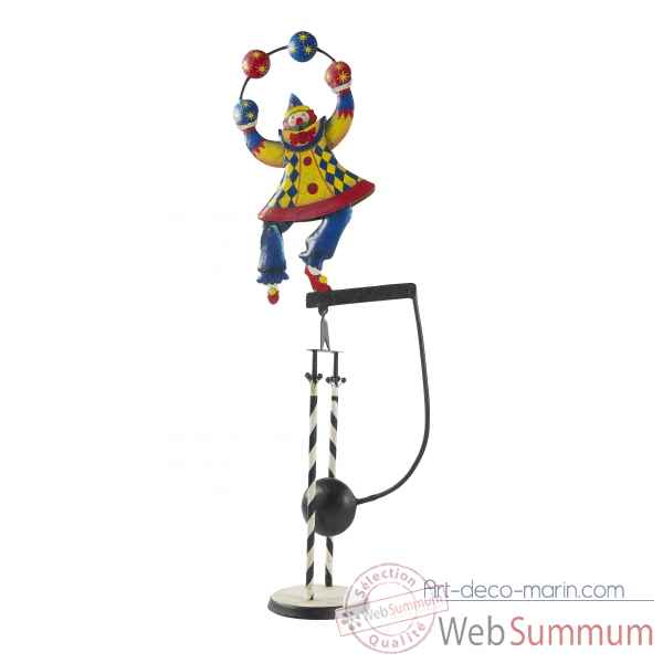 Balancier clown Decoration Marine AMF -TM116