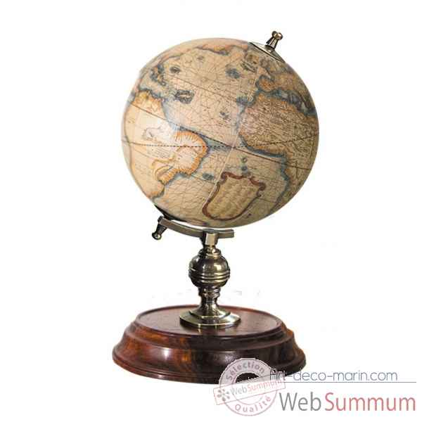 Globe vaugondy 1745 Decoration Marine AMF -GL042
