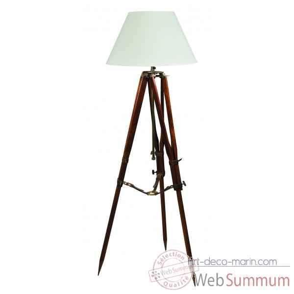 lampe tr pied de campagne sl019 dans toute la d coration marine sur art d co marin. Black Bedroom Furniture Sets. Home Design Ideas