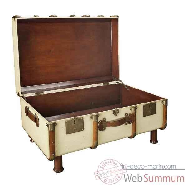 malle de cabine mf040 de d coration marine amf dans mobilier marin sur art d co marin. Black Bedroom Furniture Sets. Home Design Ideas
