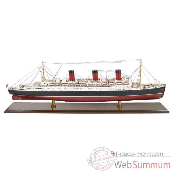 Queen mary Decoration Marine AMF -AS081