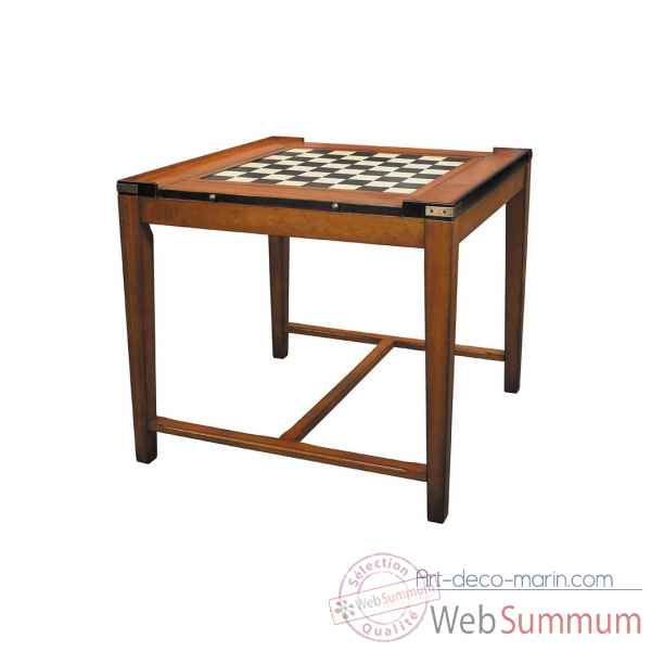 Table de jeu casino royal Decoration Marine AMF -FM092