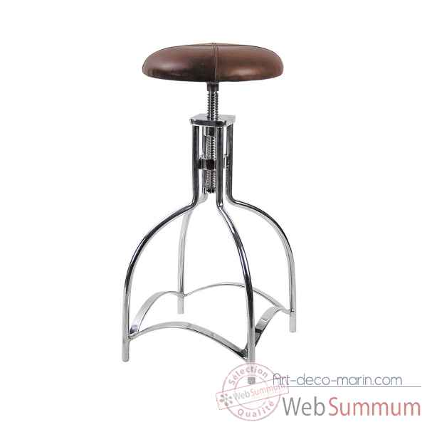 Tabouret speakeasy Decoration Marine AMF -MF138