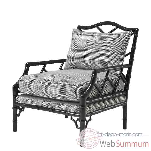 Chaise morgan Eichholtz -09423