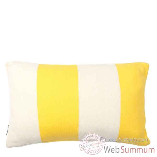 Coussin newton yellow set de 2 Eichholtz -08014