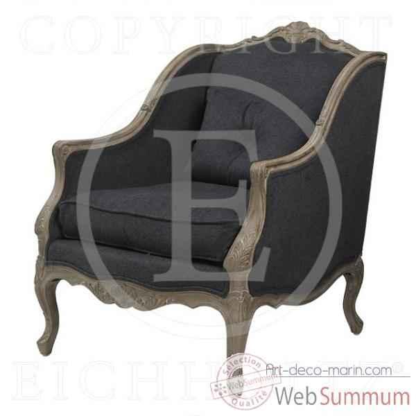 eichholtz fauteuil le marais cachemire dans canap fauteuil marin sur art d co marin. Black Bedroom Furniture Sets. Home Design Ideas