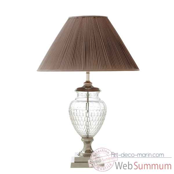 Lampe de table chalon Eichholtz -LIG07154