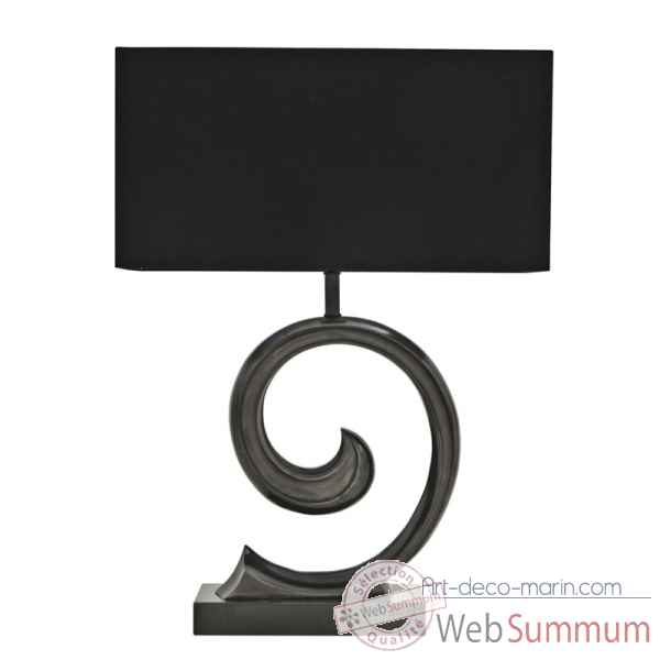Lampe de table la mode noir Eichholtz -08641
