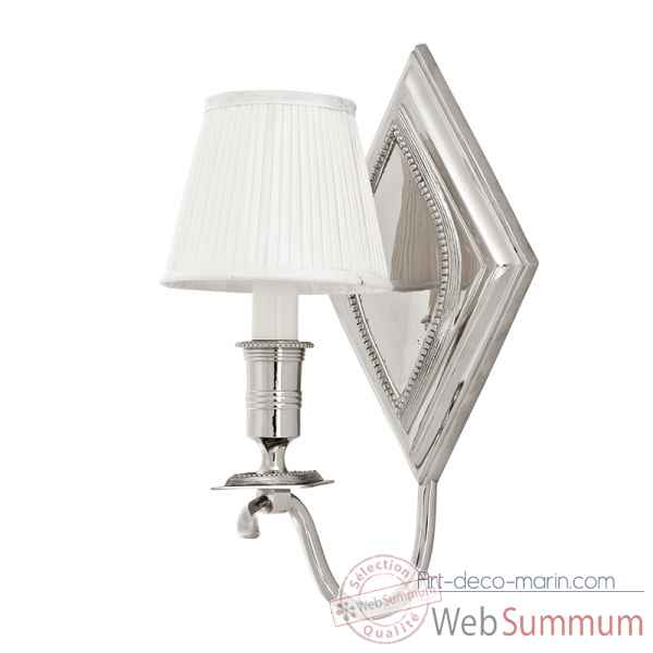 Lampe murale diamond single Eichholtz -07911