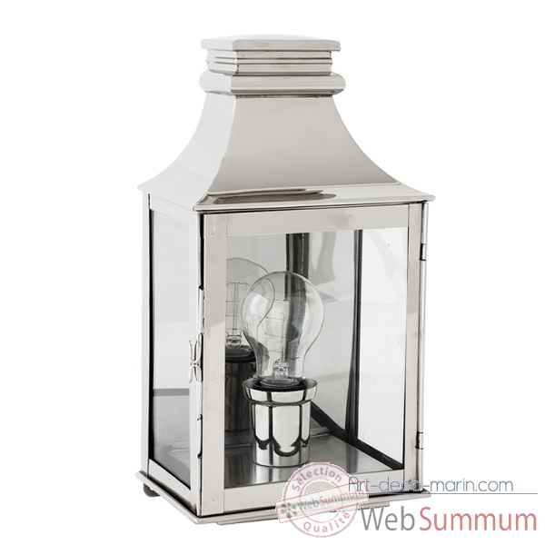 Lampe murale primo s nickel Eichholtz -LIG07360