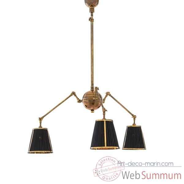 lustre constance eichholtz 110213 dans luminaire marin. Black Bedroom Furniture Sets. Home Design Ideas