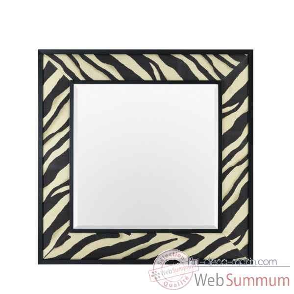 Miroir zebra eichholtz 110186 dans objets et accessoires for Miroir zebre