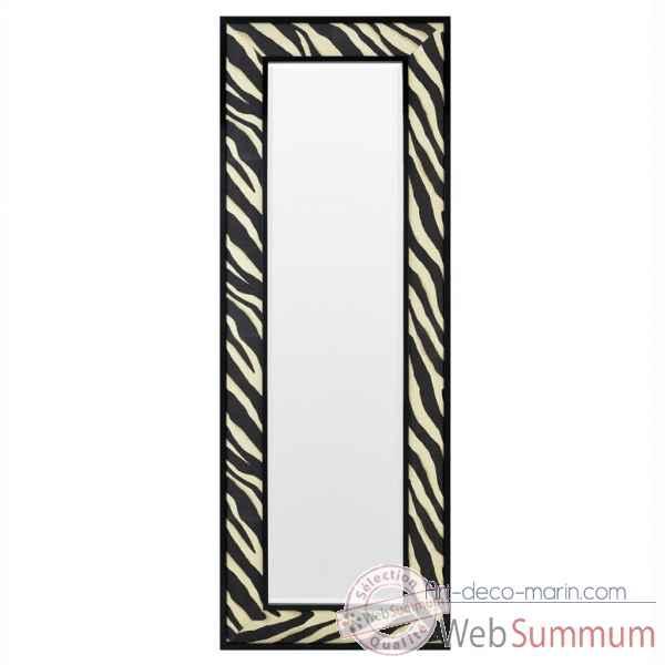 Miroir zebra eichholtz 110187 dans objets et accessoires for Miroir zebre