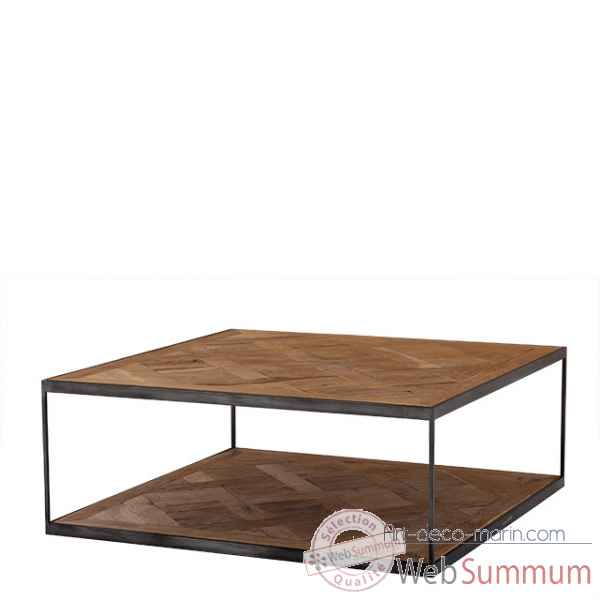 Table basse chateaudun Eichholtz -06827