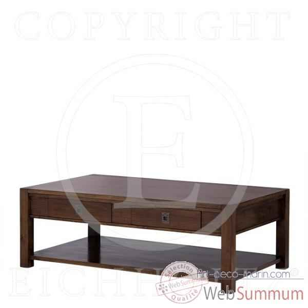 Eichholtz table basse vermont cerisier -tbl06015