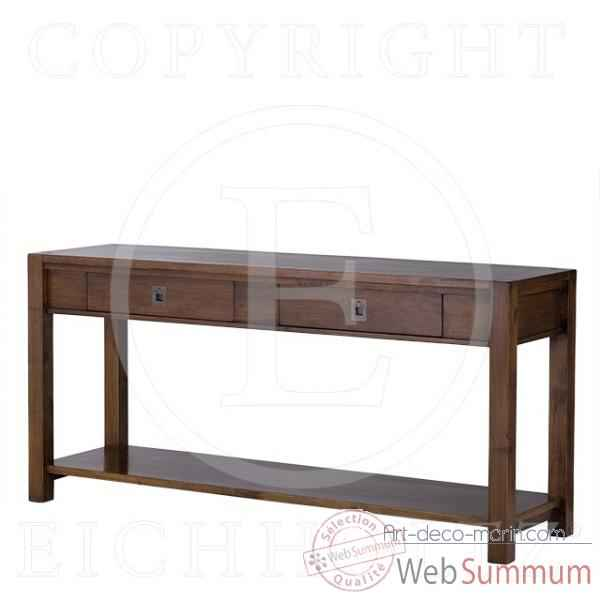 Eichholtz table console vermont cerisier -tbl06018