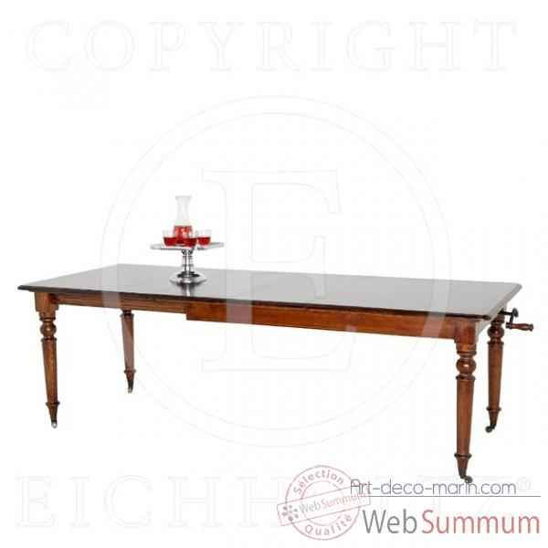 Eichholtz table a manger spindel  chene -tbl01599