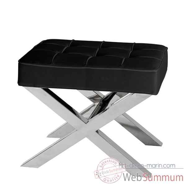 Eichholtz fauteuil grand pere vieille finition blanc et for Le pere du meuble montreal