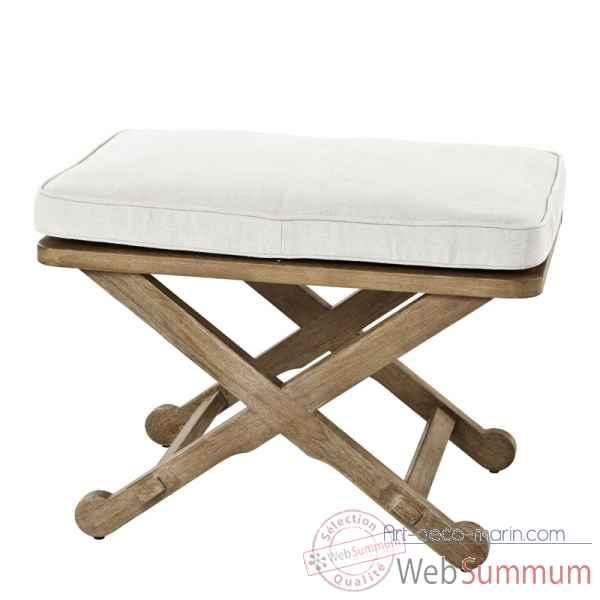 Tabouret elkann eichholtz 08707 dans fauteuil tabouret - Chaise art contemporain ...
