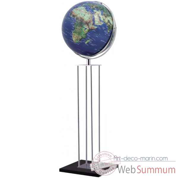 Globe sur pied worldtrophy physical no 2 classic emform -se-0783