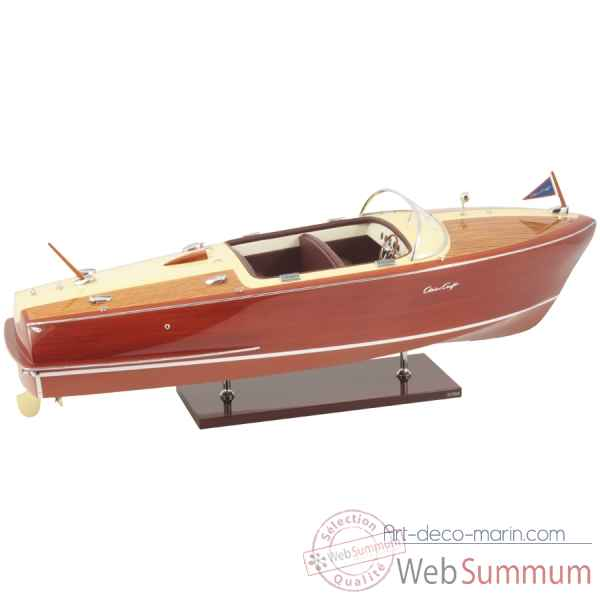 Maquette chris craft capri Kiade -R CAPRI 82