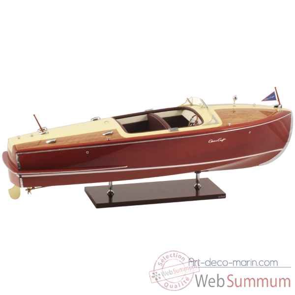 Maquette chris craft riviera -R RIVIERA 82