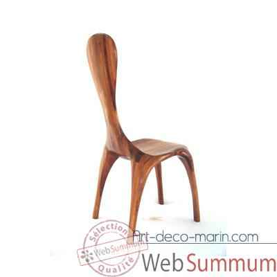 chaise d co marine dans mobilier marin sur art d co marin. Black Bedroom Furniture Sets. Home Design Ideas