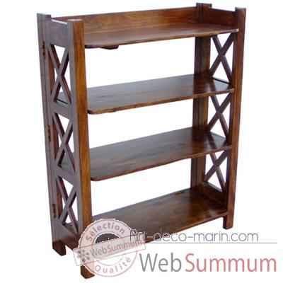 Meuble 4 étagères Produits marins Web Summum -web1239 de ...