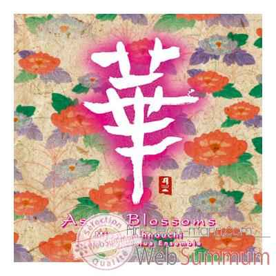 CD musique asiatique, Asian Blossoms - PMR021