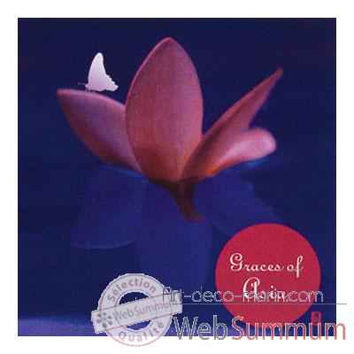 CD musique asiatique, Graces Of Asia - PMR039