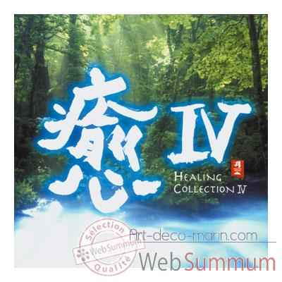 CD musique asiatique, Healing Collection IV - PMR047