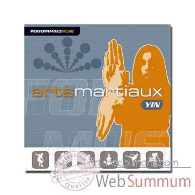 CD - Arts Martiaux Défensifs - Performance music