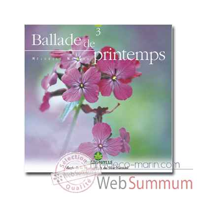 CD - Ballade de Printemps - Chlorophylle