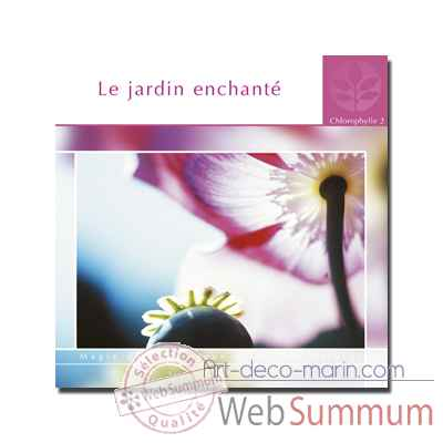 CD - Le jardin enchante - Chlorophylle 2