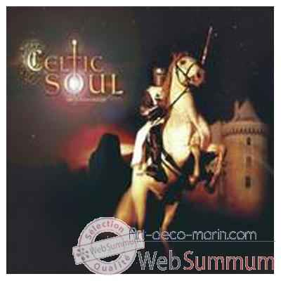 CD musique Terrahumana Celtic Soul by Crazymoon -1708