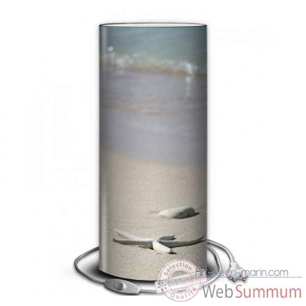 Lampe collection marine etoile de mer -MA1456