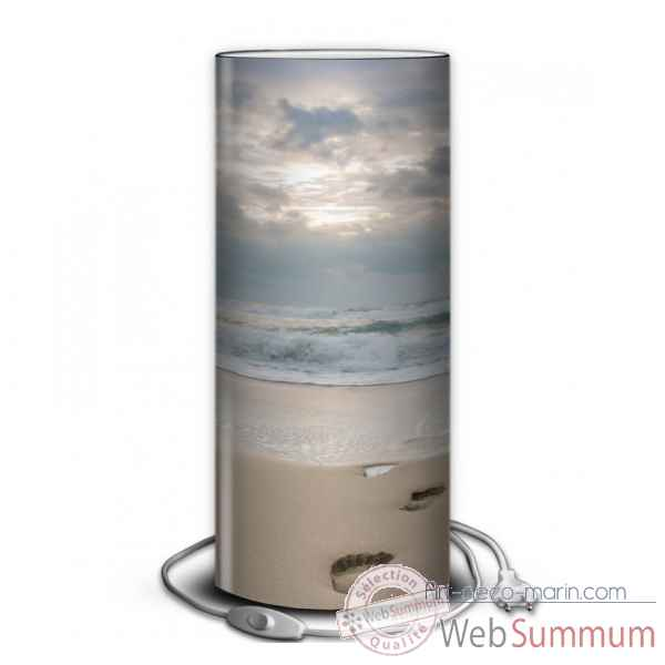Lampe collection marine pas sur la plage -MA1648