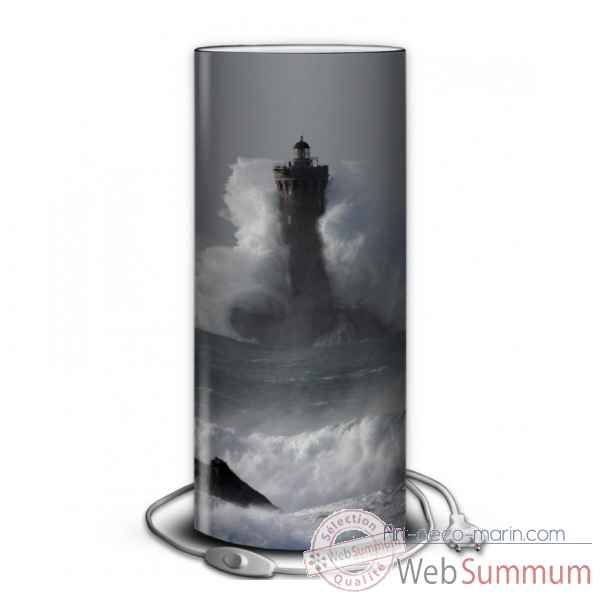 Lampe collection marine phare bretagne -MA1505