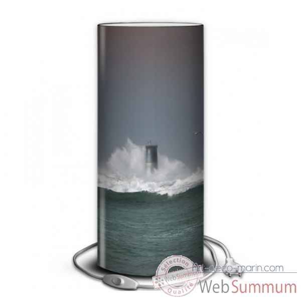 Lampe collection marine tempete phare -MA1444