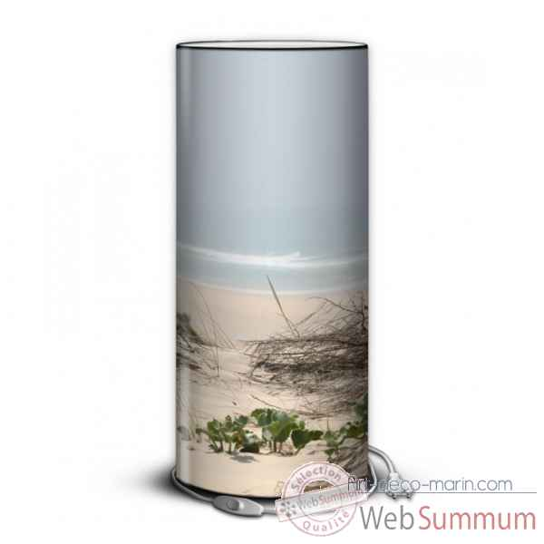 Lampe collection marine vegetation sur la dune -MA75